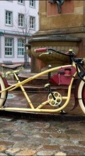 купить велосипед круизер