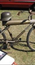 военный велосипед круизер