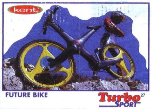 велосмипед тирбо