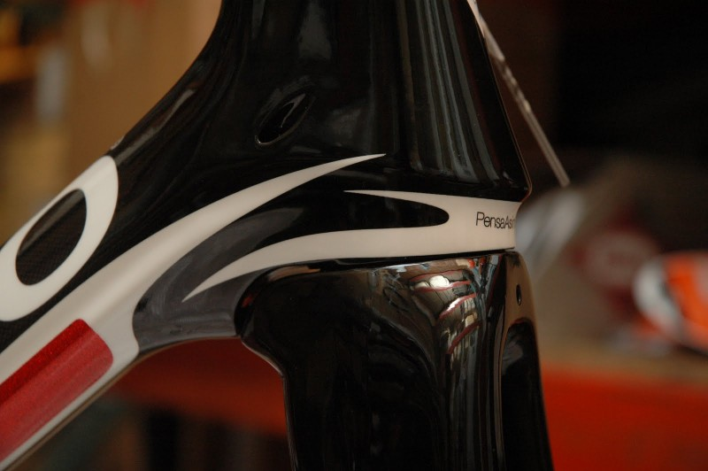 2012 Pinarello Dogma 2 Carbon 60.1 CDE frameset