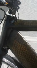 Карбоновая рама велосипеда за 160 доларов