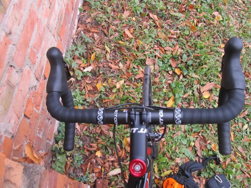 велосипед Джиант руль