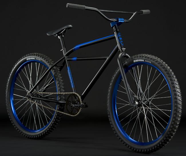 железный велосипед