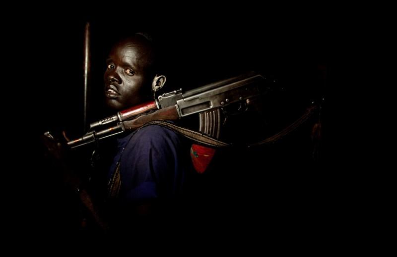 Пастух из Южного Судана