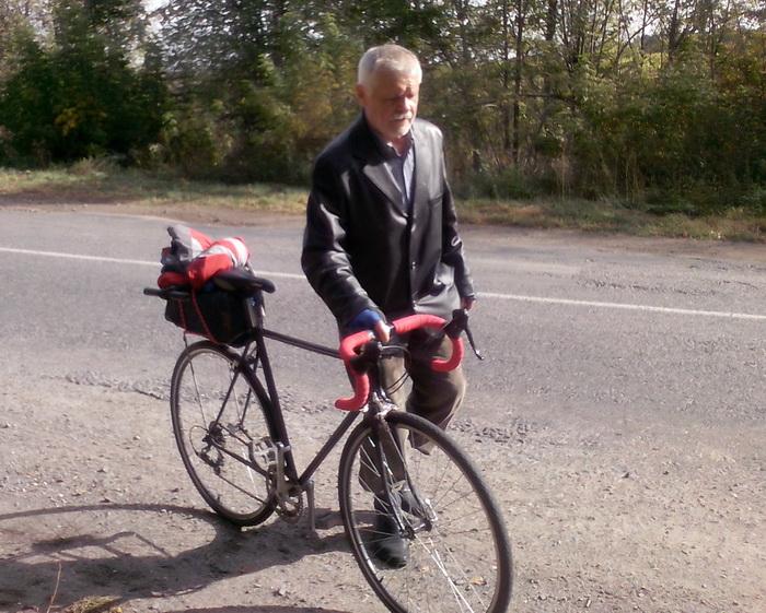 Как вести велосипед