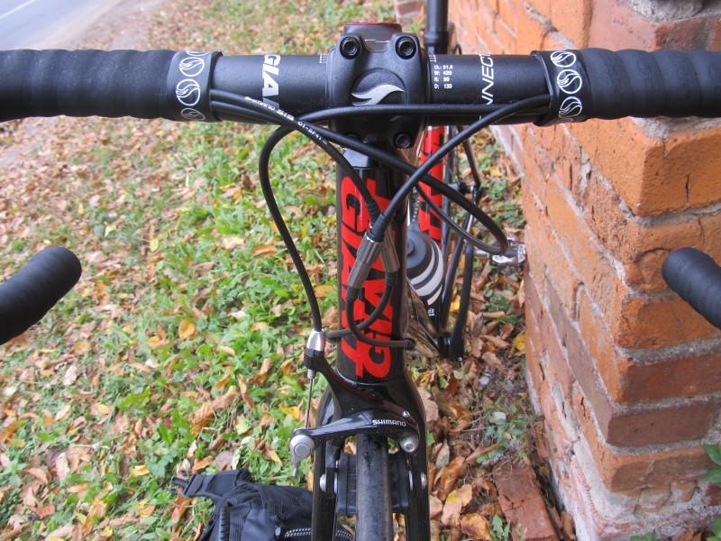 велосипед Giant TCR1 Compact