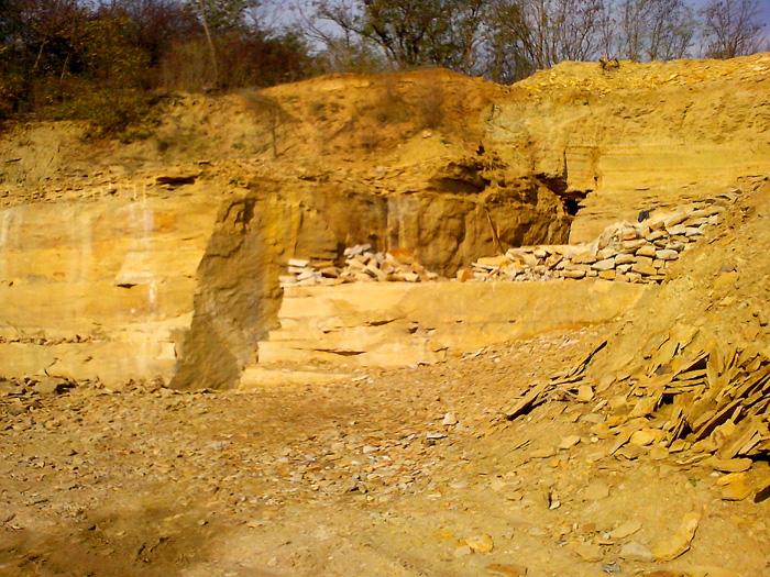 Каменный Карьер Букатынка