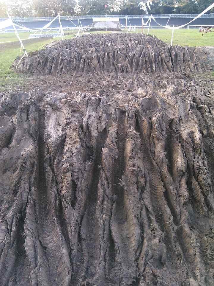 Циклокрос.  Knog Muddy Hell 2012