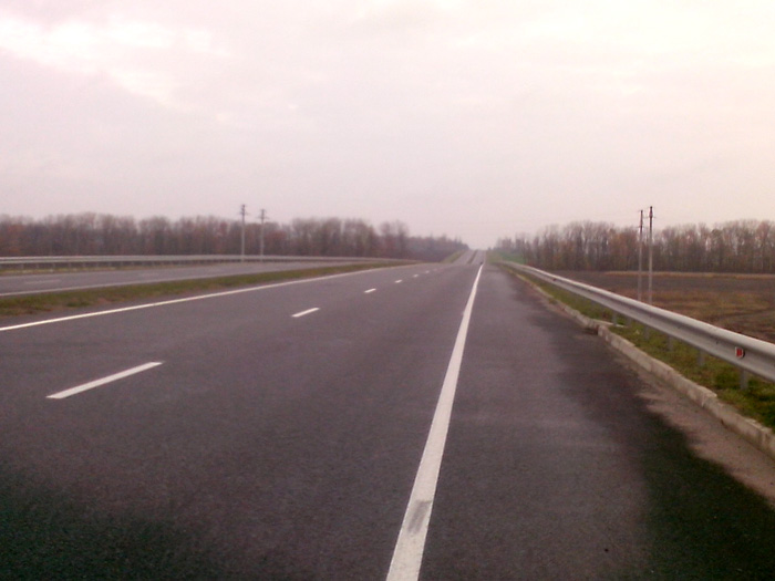 Калиновка, объездная