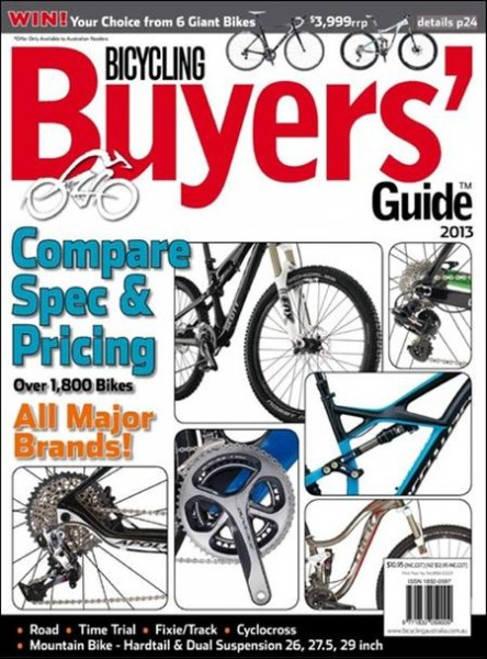 Bicycling Buyers' Guide 2013
