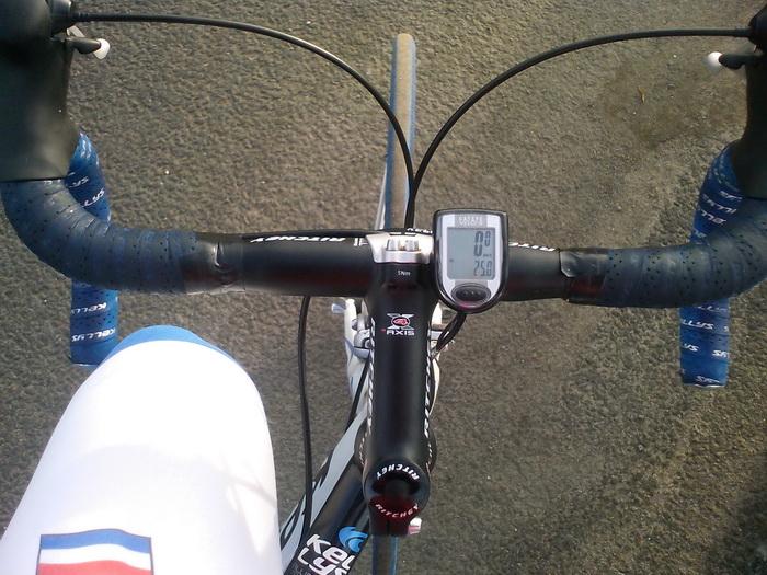 Средняя скорость на велосипеде 25 километров в час