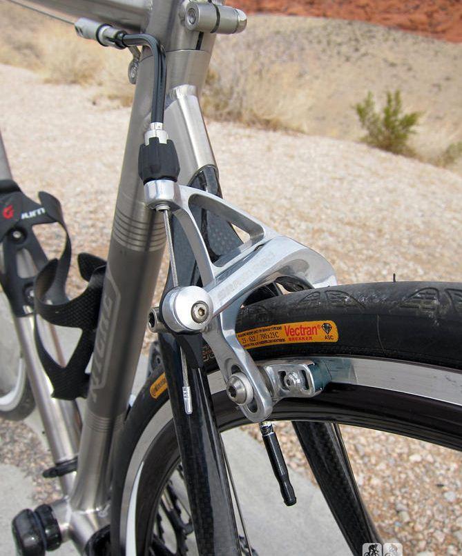 Разборный шоссейный велосипед: Ritchey Break-Away