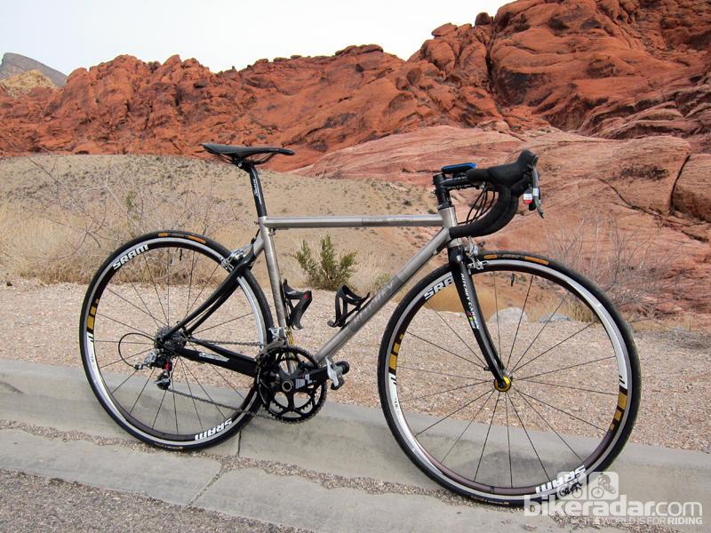 Складной шоссейный велосипед Ritchey Break-Away