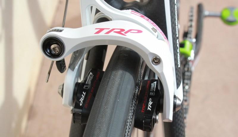 Тормоза  TRP 970 EQ brakes