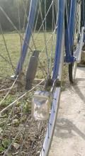 велосипед Centurion, вид спереди