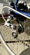 велосипед Centurion, заднее колесо