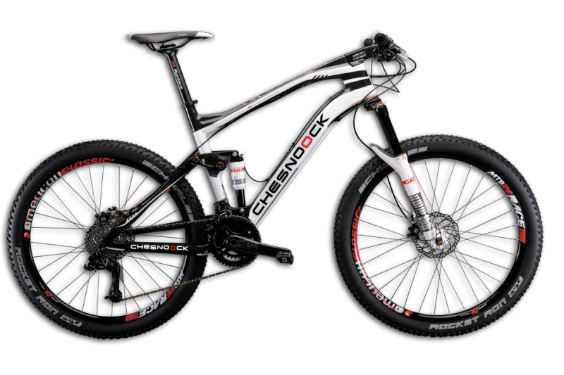 Велосипед chesnoock 920