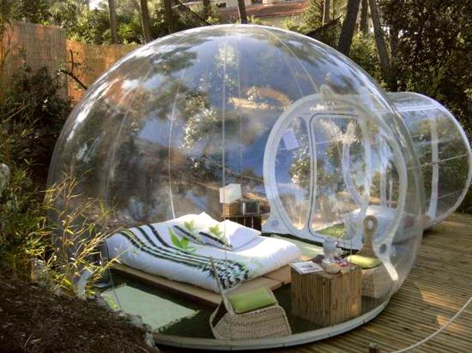 Отель пузырь