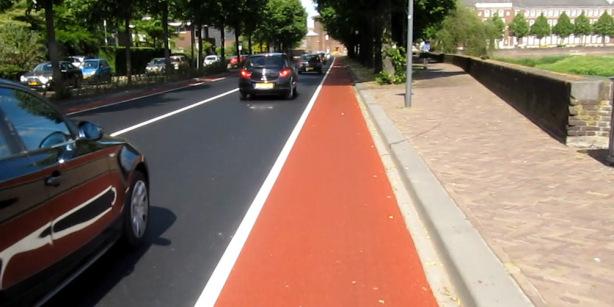 Нидерланды. Правильные велосипедные дорожки
