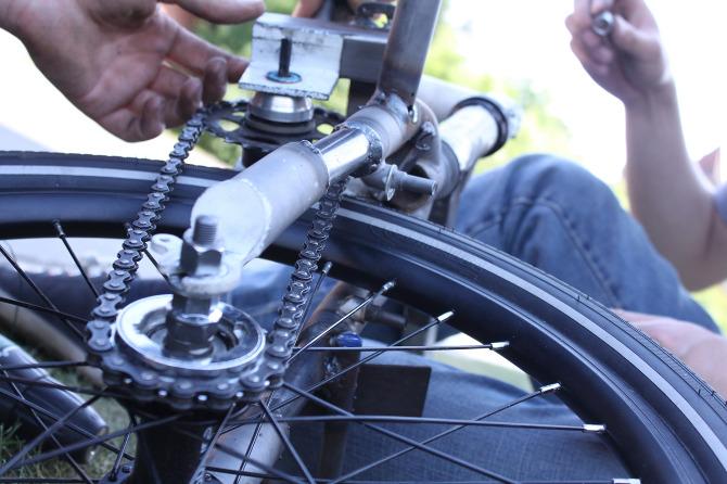 велосипед для трека от Ralf Holleis