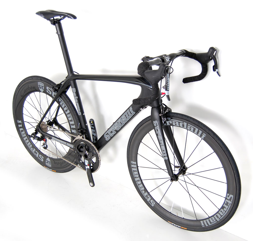 Велосипед Stradalli Palermo Sram Red Black 2011