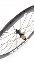 wheel carbon rear clincher stradalli