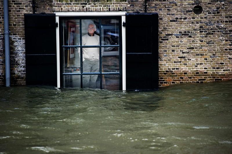 Потоп в Голландии