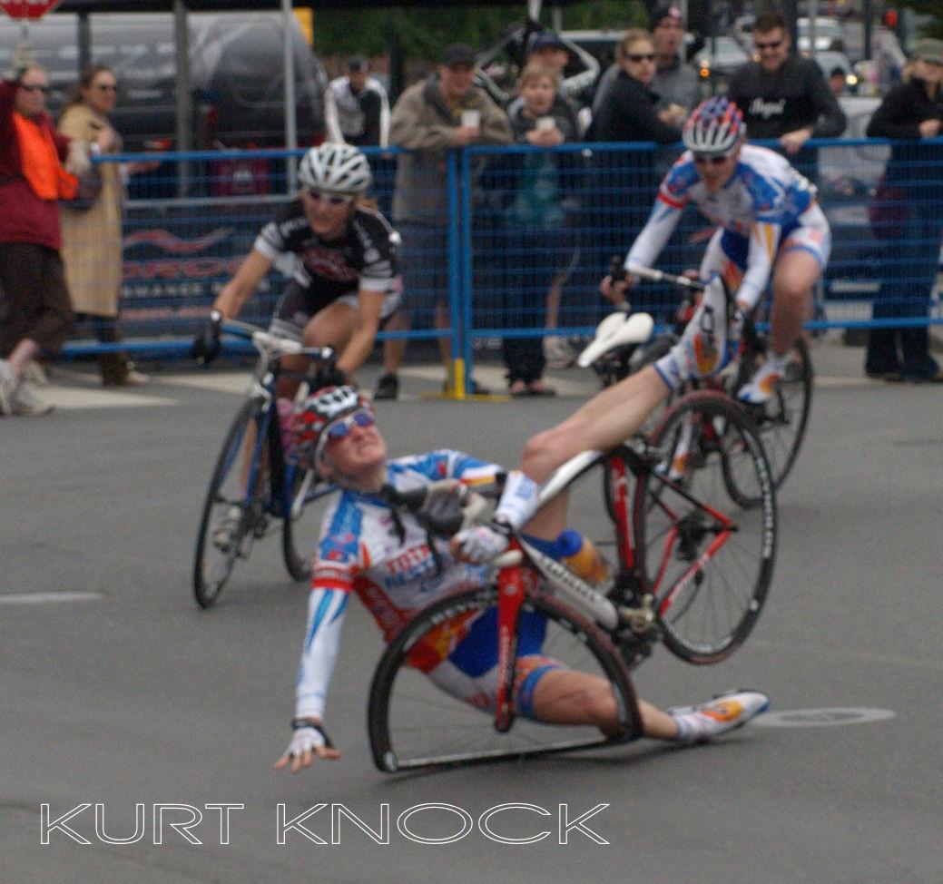 Поломка велосипедного колеса