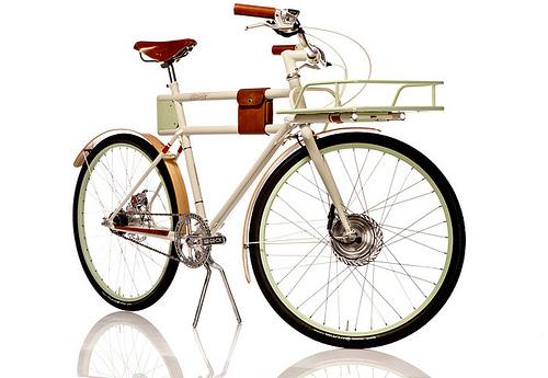 велосипед Faraday Porteur