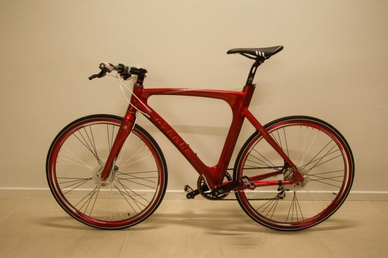 Светодиоды в рул велосипеда Innos