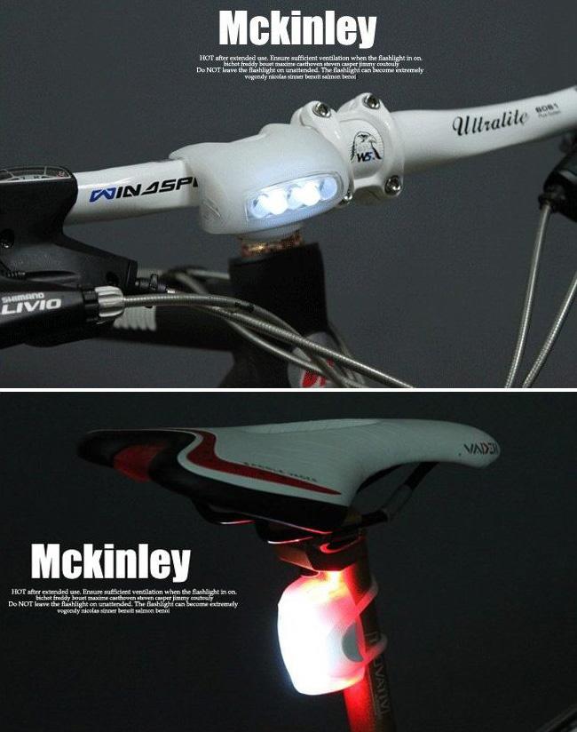 велофара MKkinley