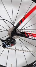 велосипед Stradalli Napoli вид зади