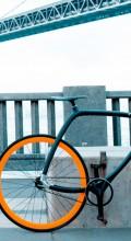 Столичный велосипед