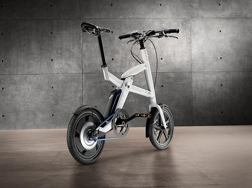 Электровелосипед от BMW Ай Педелик