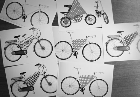 Reel – на велосипед вместо багажника!