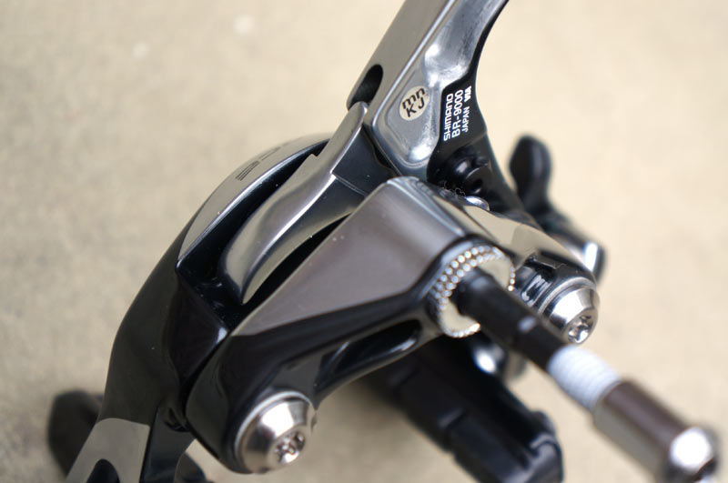 Тормоза Shimano Dura-Ace 9000 11-Speed Group