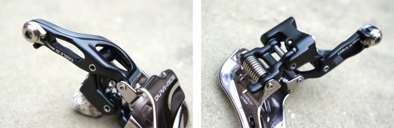 Передняя перекидка Shimano Dura-Ace 9000 11-Speed Group
