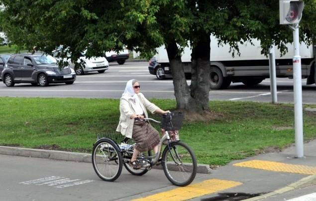 Женщинам Ирана нельзя ездить на велосипеде
