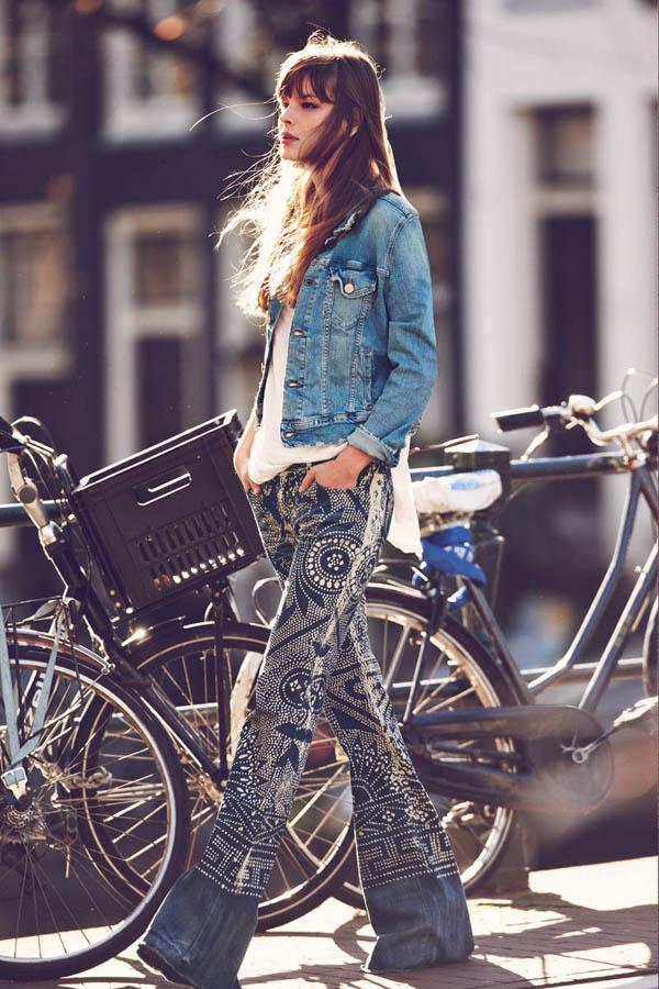 Амстердам на велосипеде