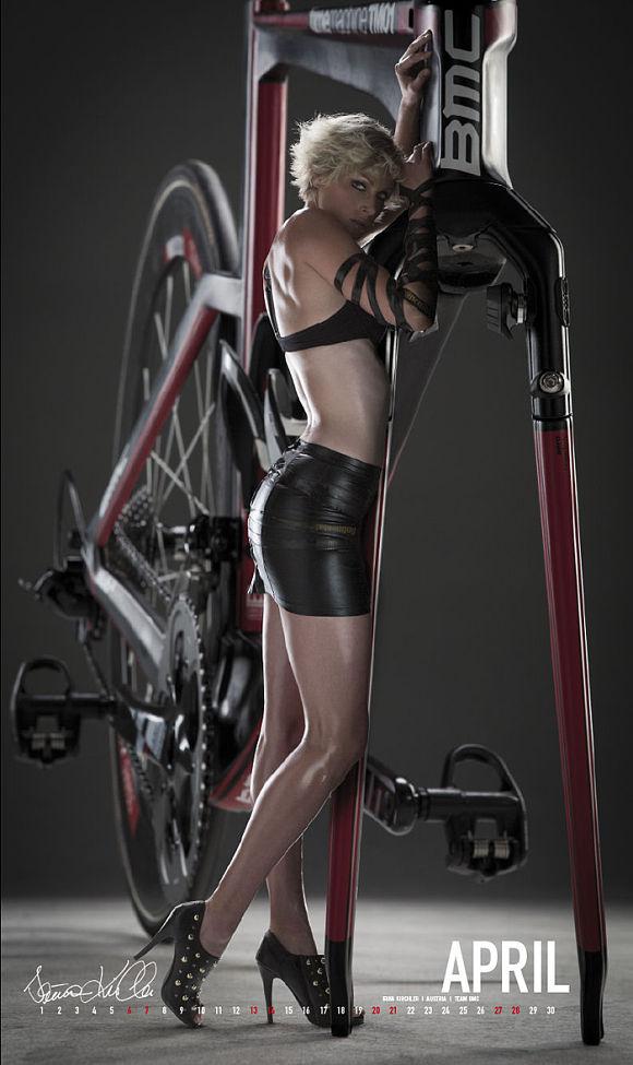 Календарь Cyclepassion 2013