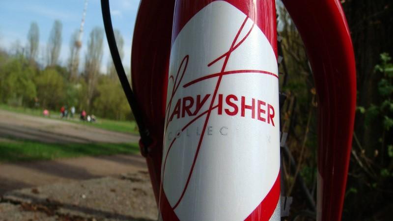 велосипед Gary Fisher 2012 Cobia на природе