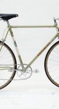 Старинный велосипед Hetchins Experto Crede 6