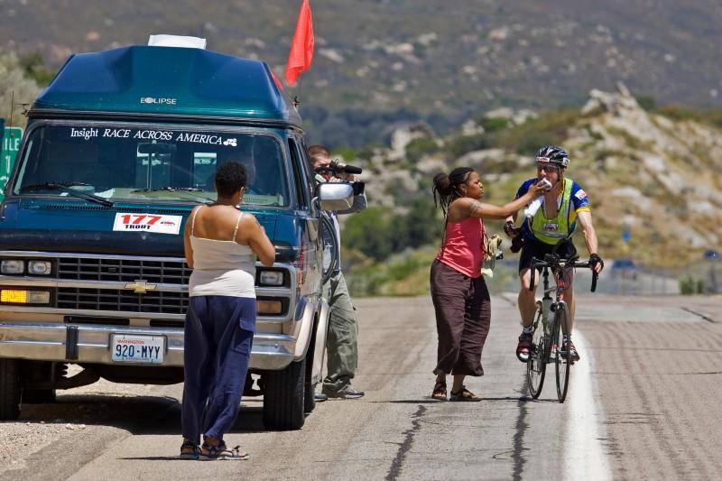 Велосипедные Мечты или правдивая история Race Across America