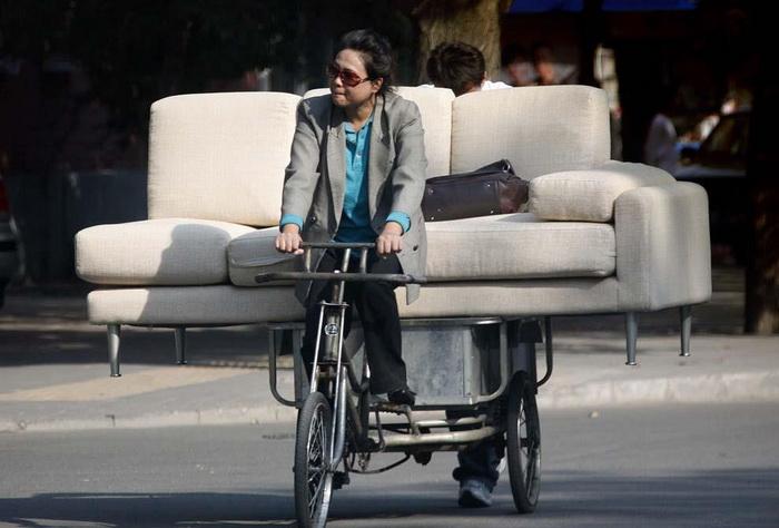 Женщинам Северной Кореи запретили ездить на велосипеде