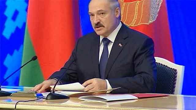 Президент Беларуси Лукашенко