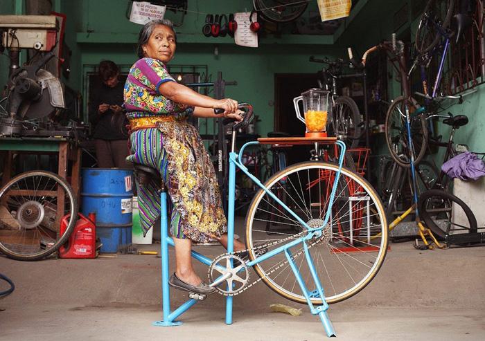 инструмент из велосипеда