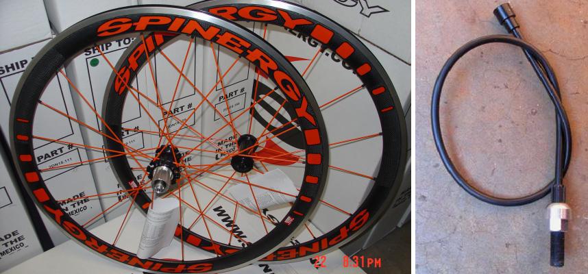 гибкие велосипедные спицы lFeature PBO