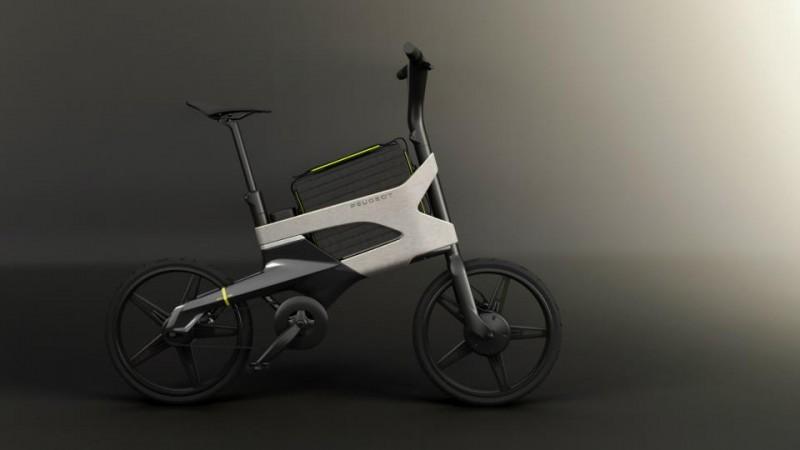 Велосипед Peugeot DL122