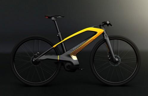 Peugeot eDL132 E-bike