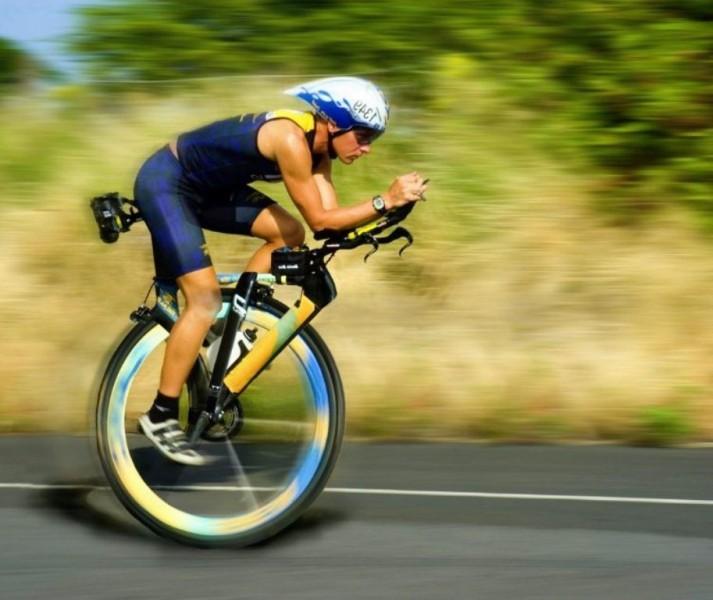 Велосипедист раздельщик